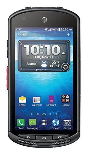 The #Kyocera DuraForce is IP68 certified and MIL-STD-810G certified. In addition to its incredible durability, it also comes with blazing-fast 4G LTE data speeds...