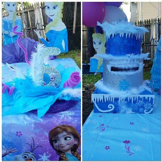 Fiesta frozen de YARITZA