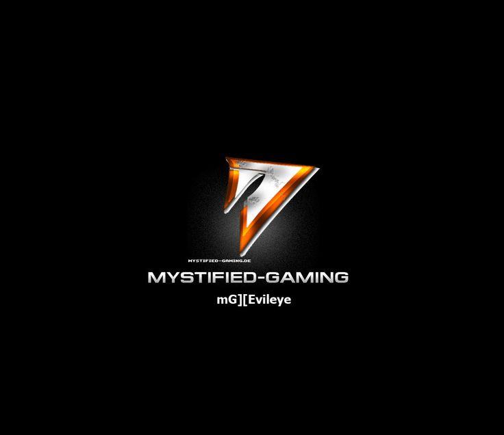 Mystified-Gaming-Logo T-Shirt by thinkfork