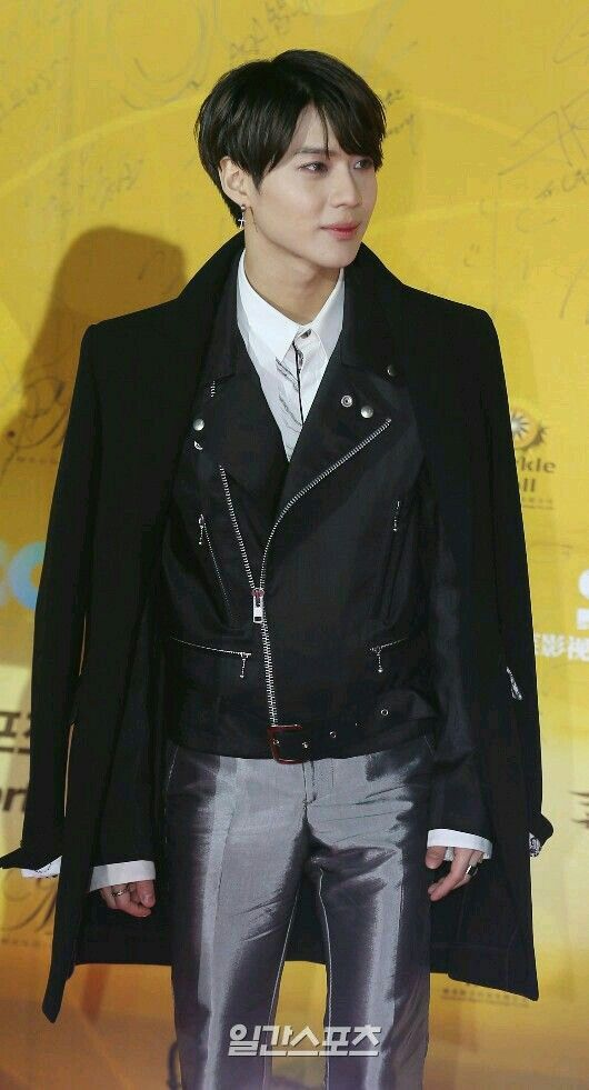 SHINee Taemin Attended 29th Annual Golden Disk Award @ MasterCard Center Beijing, China