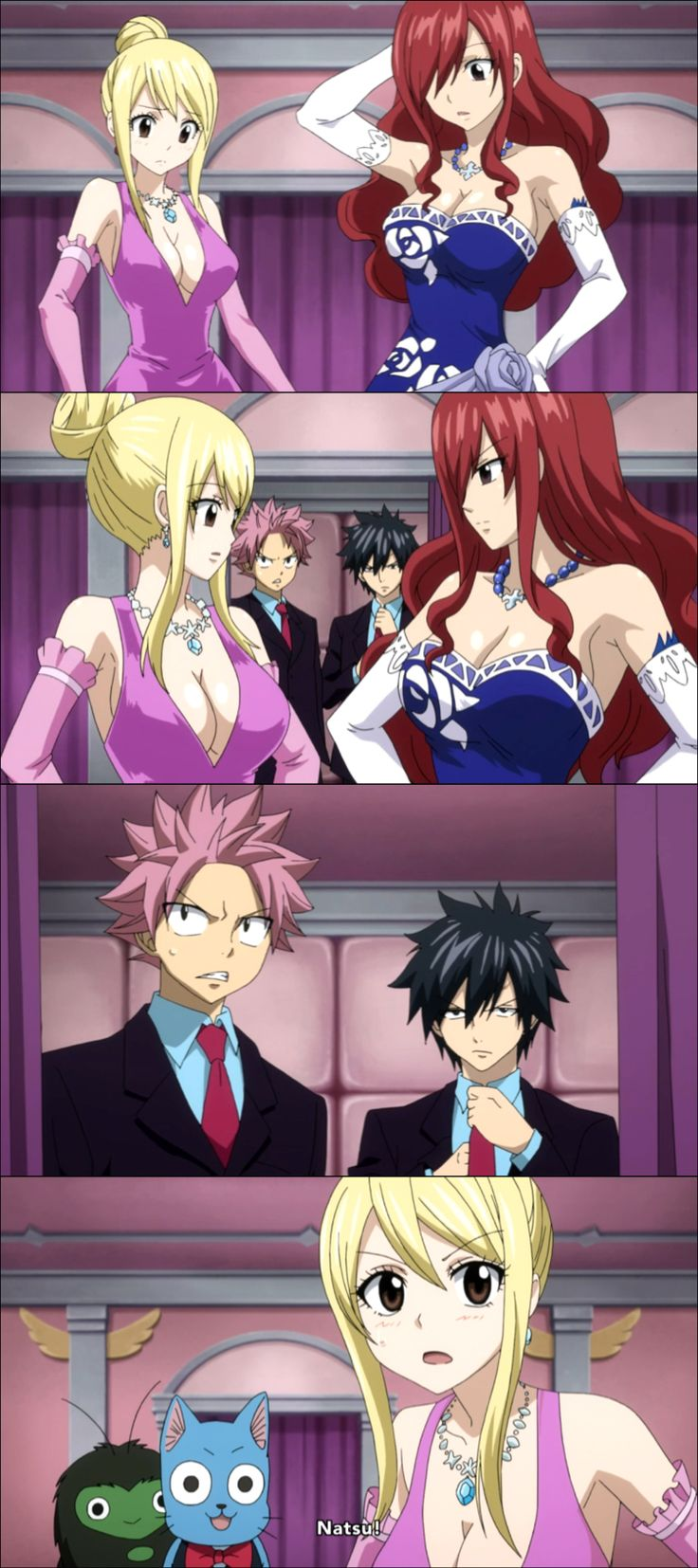 709 Best Fairy Tail Images On Pinterest