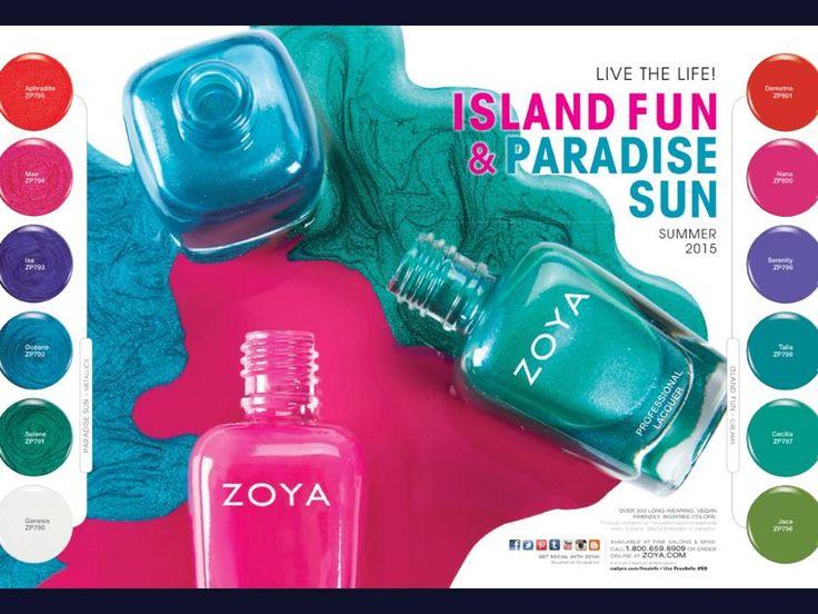 Zoya Summer 2015