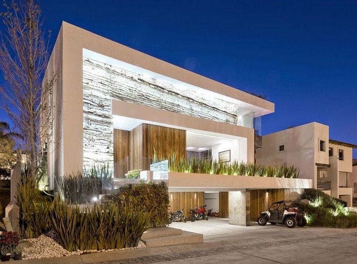 Residencia vista clara - Casa cub moderne ...