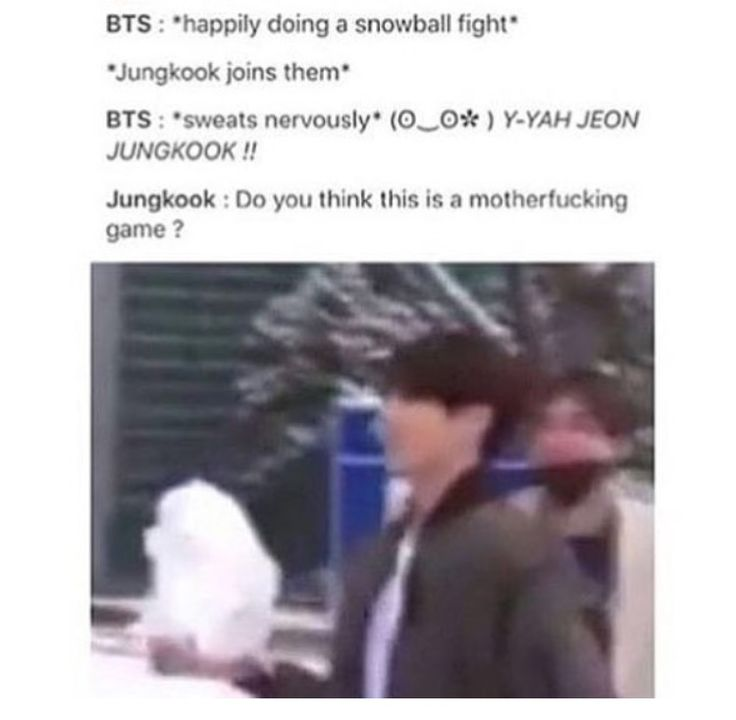 I thought he was holding a white Pomeranian...not a giant snowball lol