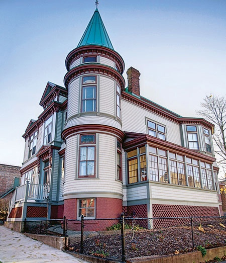 Another historic home in Saint John NB