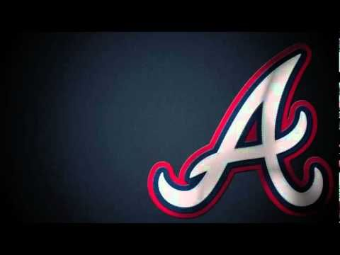 ▶ Atlanta Braves Tomahawk Chop EXTENDED - YouTube. I LOVE baseball my Favorite team is the Atlanta braves I have been to 2 games and spending sometime in Atlanta I love going to there games. If you go to the gift shop they have free foam tomahawks and after something good happens they play this song and you chop to it.