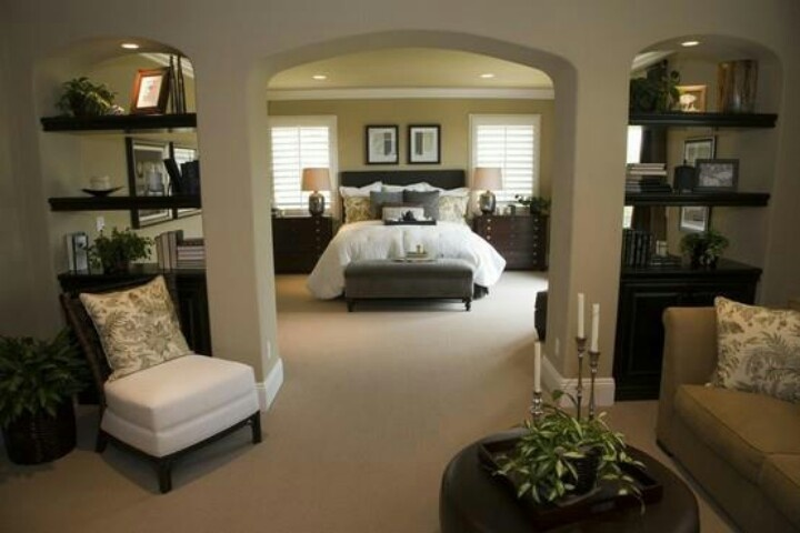 Nice master bedroom | Wishfull future | Pinterest