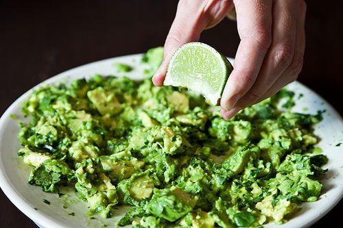 Roberto Santibañez' Classic Guacamole recipe on Food52