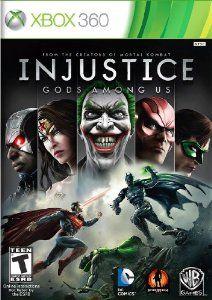 Injustice XBOX 360 : Gods Among Us (Pre-order Bonus Includes Dollar 10 Promotional Credit)   A General Blog