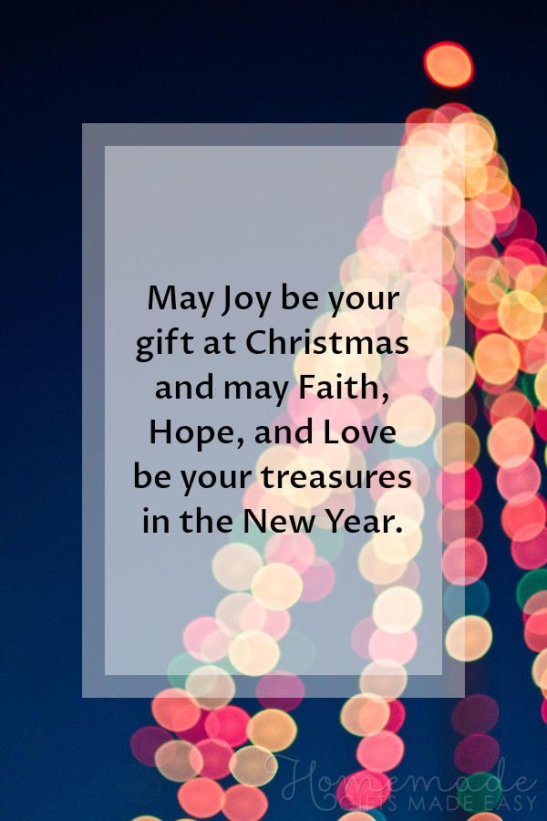75 Best Christmas Card Messages Wishes And Sayings Christmas