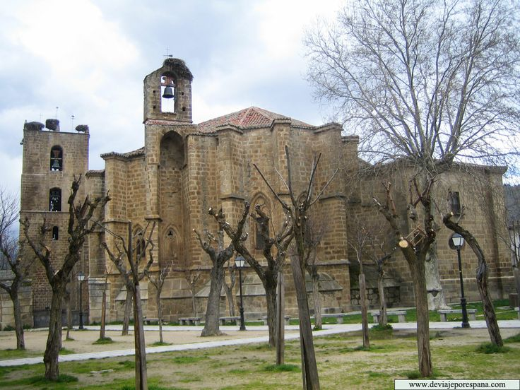 Iglesia del Barco de Ávila