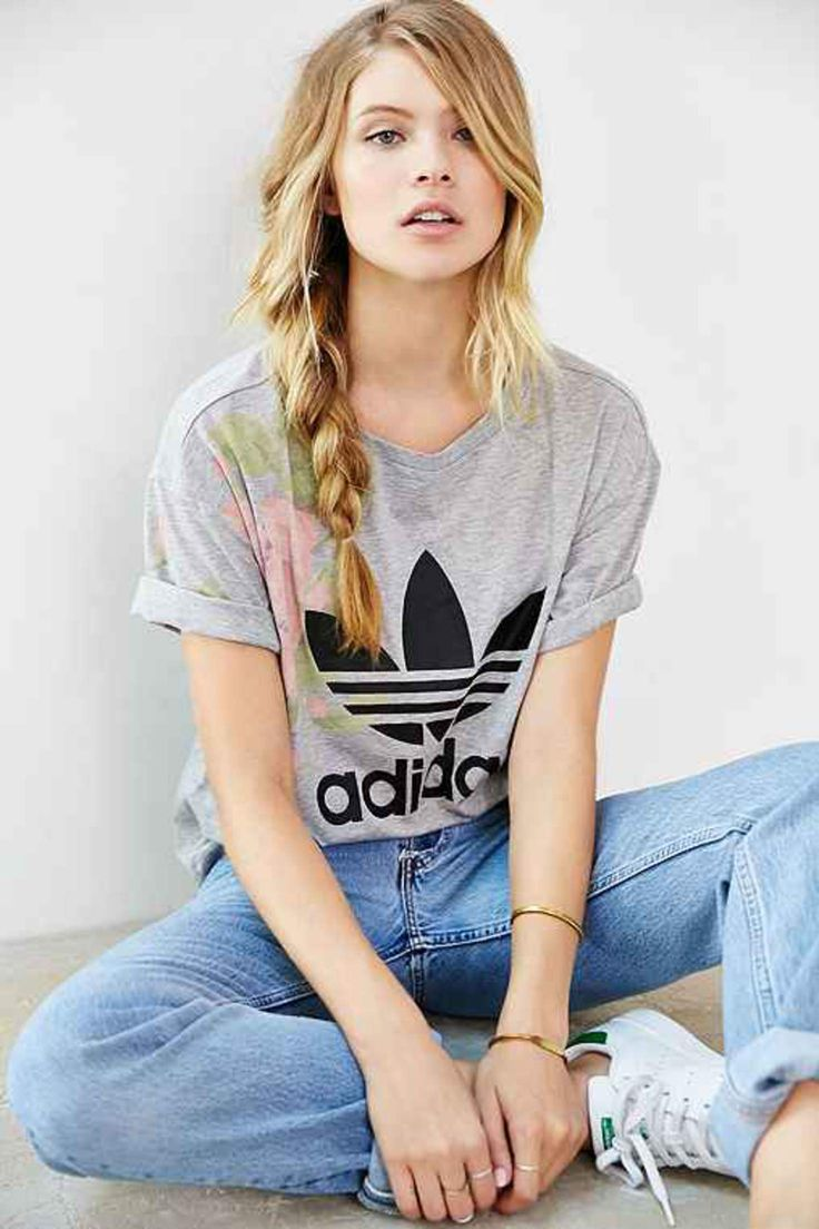 1000 ideas about tee shirt adidas femme on pinterest tee shirt nike femme polo nike femme. Black Bedroom Furniture Sets. Home Design Ideas