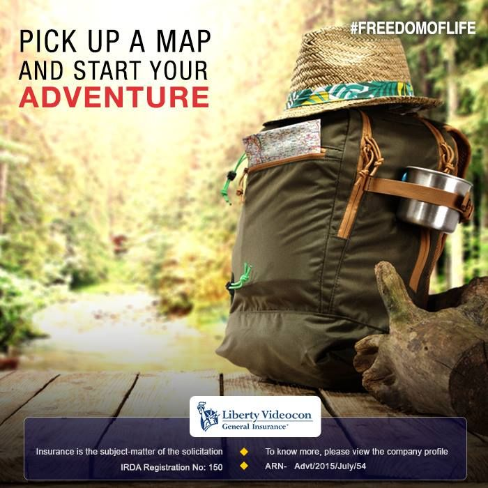 Let the wanderlust sweep your feet to unknown destinations. Backpack to Coorg and enjoy nature in its finest form. #FreedomOfLife