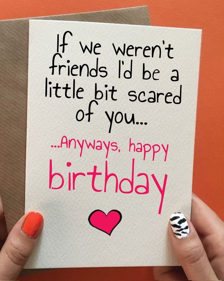 Bit Scared Birthday quotes