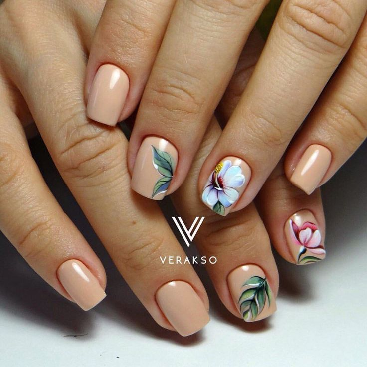 Best Nail Art Designs Gallery: 25+ Best Beige Nail Art Ideas On Pinterest