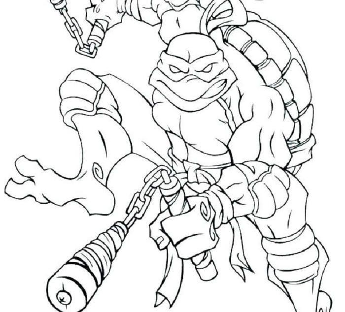 Ninja Turtles Coloring Pages Pdf Turtle Coloring Pages Mermaid Coloring Pages Monster Coloring Pages