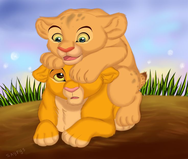 17 Best images about Baby/Toddler Simba & Nala on ...