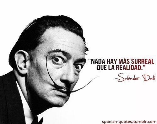 Bildresultat för salvador dalí quotes