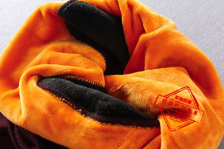 2016 новый Корейский моды Тонкий был тонкий эластичный тонкий теплый плюс толстый бархат леггинсы теплые брюки - Taobao
