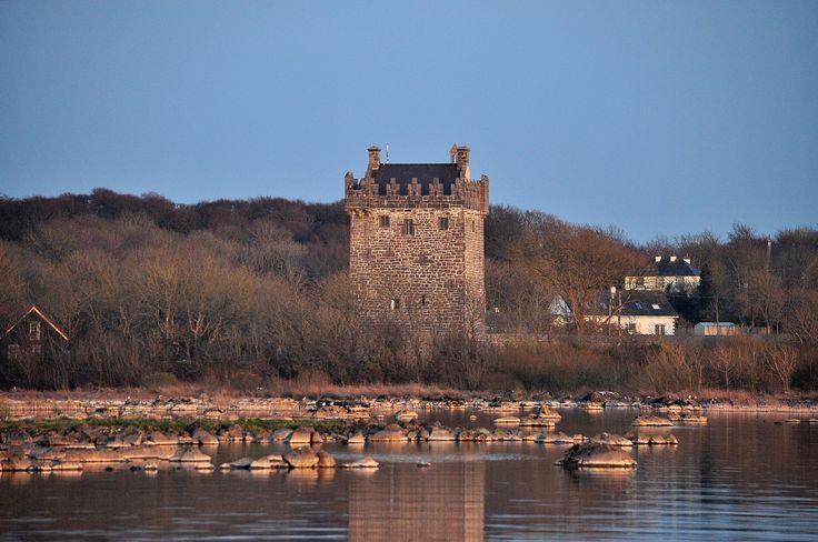 Annaghdown Castle  Annaghdown Lough Corrib