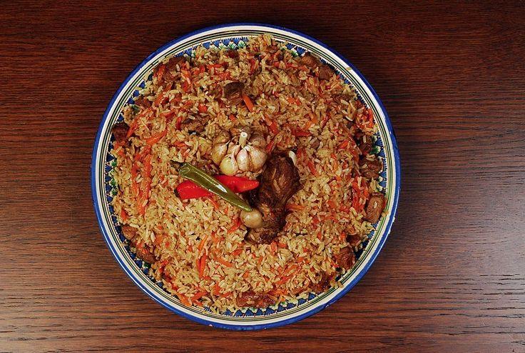 Ферганский плов, пошаговый рецепт с фотографиями – основные блюда. «Афиша-Еда»
