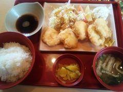 今日のお昼はまたジョイフル鳥栖中央店でとり天定食を食べました これで530円ご飯を大盛にしても料金変わらずでした #ジョイフル #ランチ tags[佐賀県]