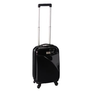No Fear four wheeled 18inch suitcase #NoFear #CabinLuggage #CabinSuitcase http://www.mrluggage.com/no-fear-4-wheel-suitcase-black-708227?colcode=70822790