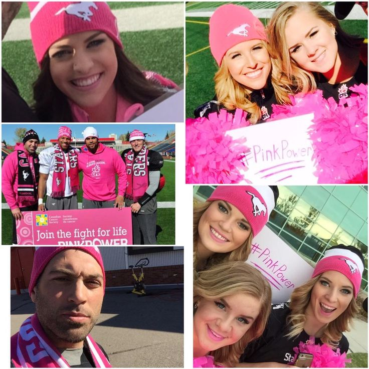 CONTEST ALERT! CONTEST ALERT! Stayed tuned to @calstampeders 10:00am #PinkPower #AllHeartStamps #PinkArmy