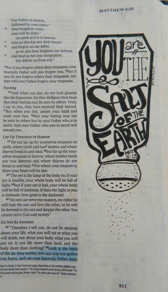 Illustrated Faith, Bible Art Journaling. By Kitty Kizziar