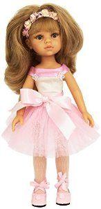 Paola Reina 301 Carla Ballerina Doll by Paola Reina: Amazon.co.uk: Toys & Games