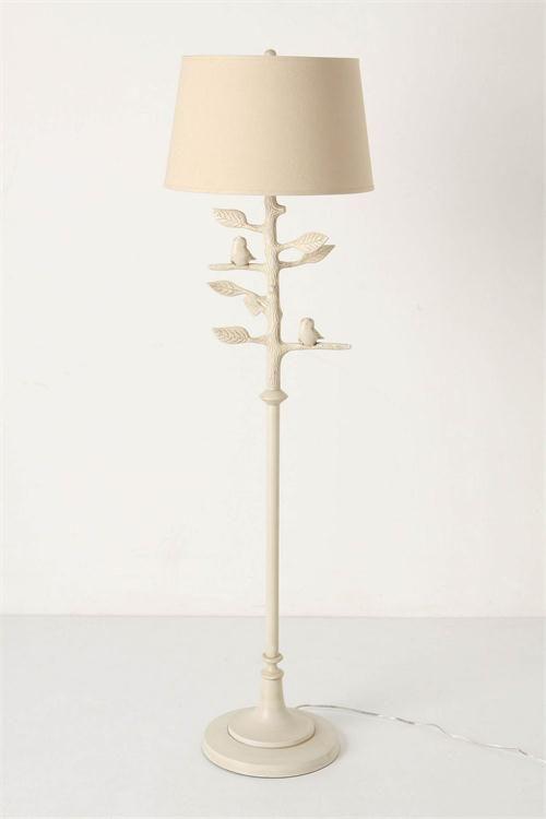 Transitional Floor Lamp From Anthropologie, Model: White Part 82