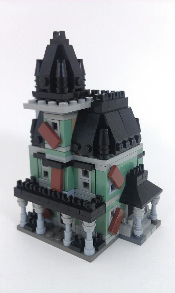 Micro Haunted House