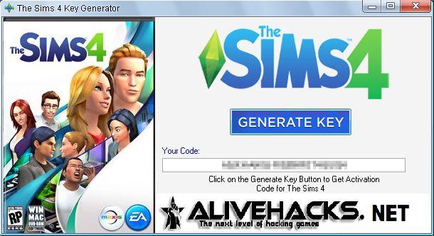 The-Sims-4-Key-Generator