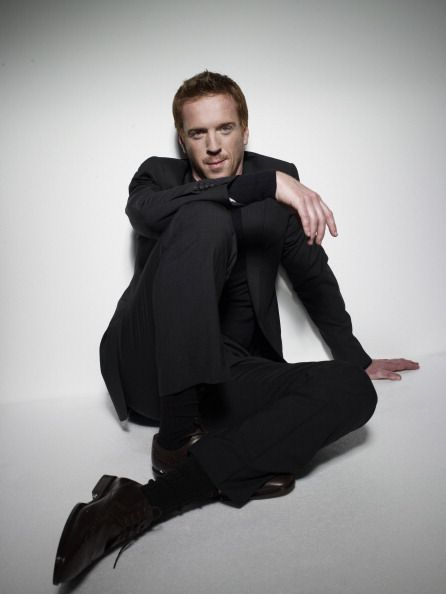 Handsome, sexy ginger and immensely talented actor, Damian Lewis of GB.