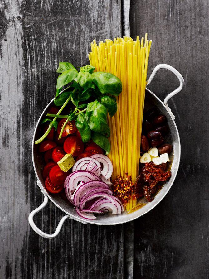Martha Steward kehitti tomaattipastan reseptin, joka oli niin nerokas, että se laukaisi ketjureaktion. Kuvat: Sami Repo