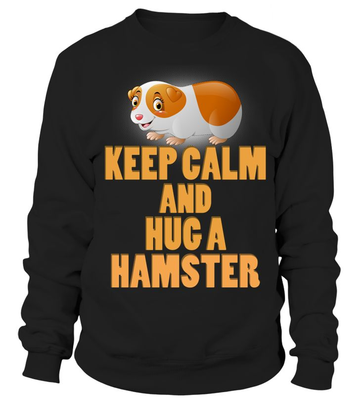Zachowaj Spokój Przytulić Za Hamster Pies  Funny Hamster T-shirt, Best Hamster T-shirt
