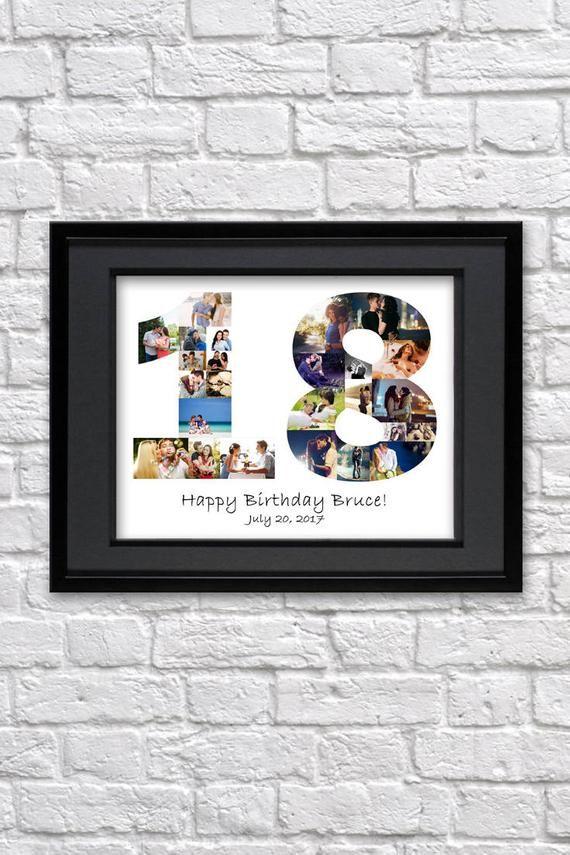 18. Geburtstag Geschenke für Mädchen Jahrestagsgeschenk zum 18. Geburtstag für ihn 18. Geburtstag Mädchen Geschenk für 18. Geburtstagsgeschenk für Sie
