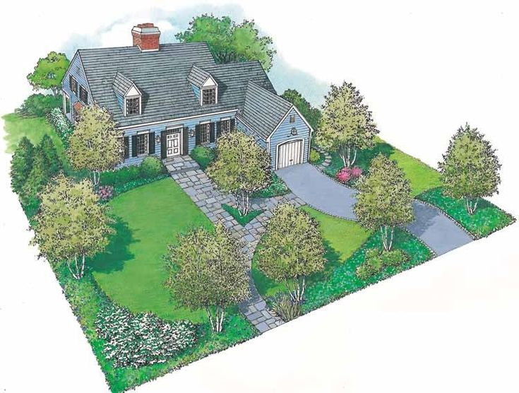Best Landscape Plans Ideas On Pinterest Landscape Design
