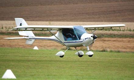 VIPI Evénement à Isles Les Villenoy : Stage d'initiation en ULM 3 axes, en avion léger ou en patrouille