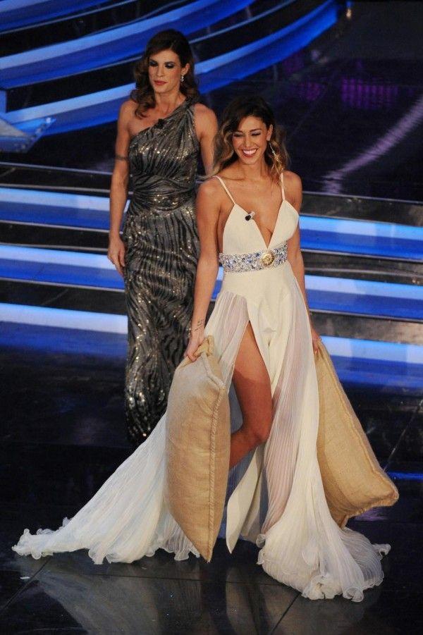 Sanremo 2012, Belen veste Fausto Puglisi