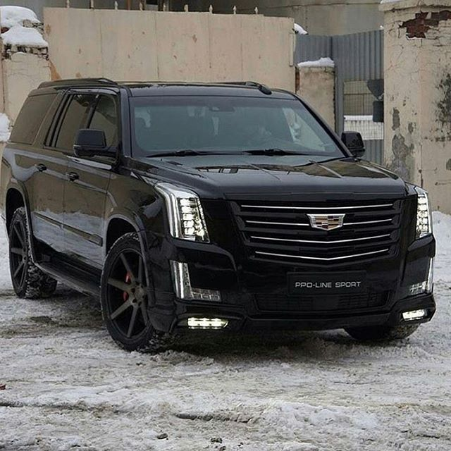 The 25+ Best Cadillac Escalade Ideas On Pinterest