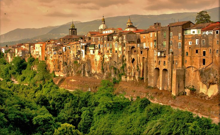 Sant'Agata de' Goti is a comune (municipality) in the Province of Benevento in the Italian region Campania, located about 35 km northeast of Naples and about 25 km west of Benevento near the Monte Taburno.