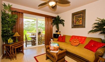 hawaiian decor