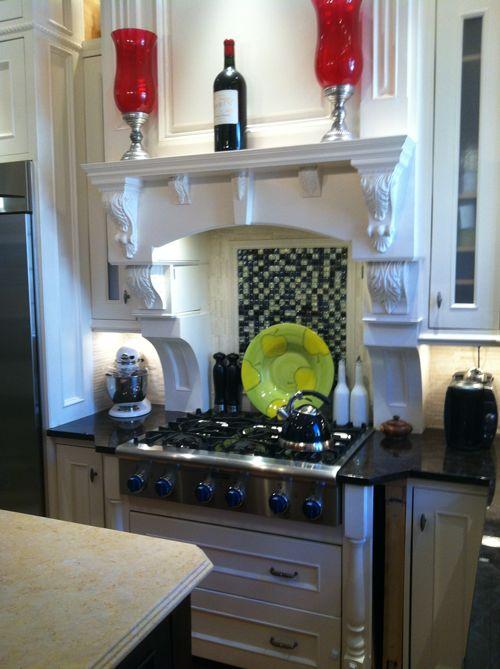 hidden kitchen transitional with - photo #23