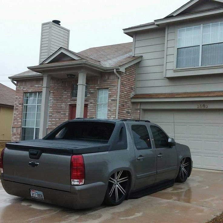 Chevy Avalanche. .