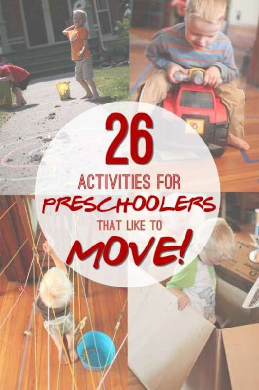 10 best images about resources for preschool teachers on for Large motor skills activities for preschoolers