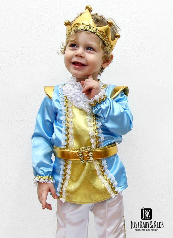 CCE04 Prens Kostümü Just Baby & Kids - Bebek ve Çocuk Kostüm - Giyim #prens #kostum #prince # princecostume #babycostume