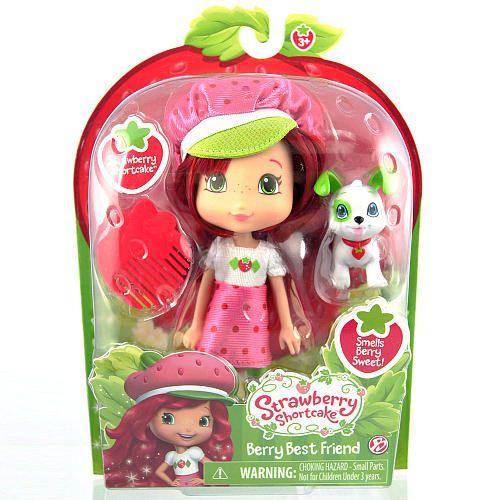 Strawberryshortcake Toys 46
