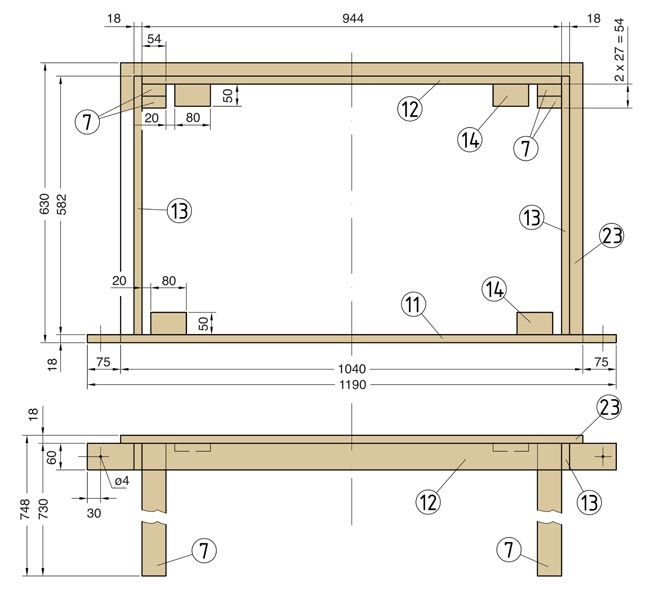 Oltre 25 fantastiche idee su costruire un letto su for Piano di costruzione in legno soppalco