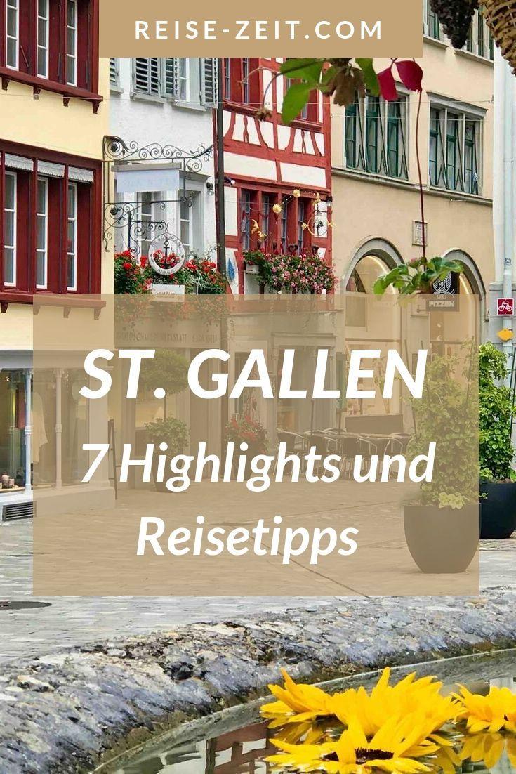 St. Gallen Reisetipps – Die 7 schönsten Sehenswürdigkeiten | Luxus Reiseblog – Reise-Zeit.com
